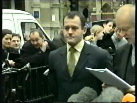Paul Burrell's Theft Trial Collapse