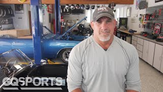 Bill Goldberg's Restored Classic Cars - GQ's Car Collectors - Los Angeles