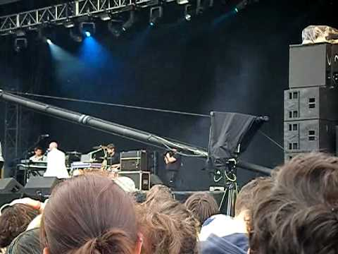 My first born for a song bell x1 oxegen 2010