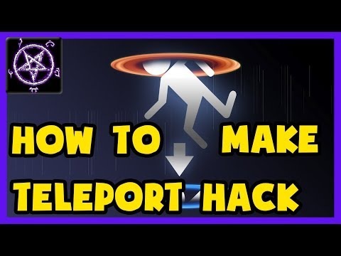 HOW TO make TELEPORT in Any Game - Detailed Tutorial (Mod / Cheat) thumbnail