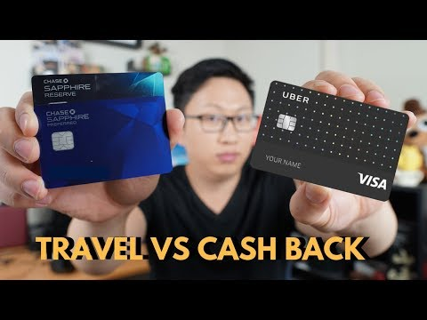 Travel Vs Cash Back Cards: Which One Is Best?