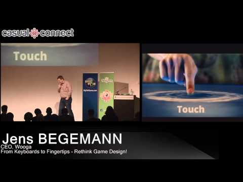 From Keyboards to Fingertips - Rethink Game Design! | Jens B