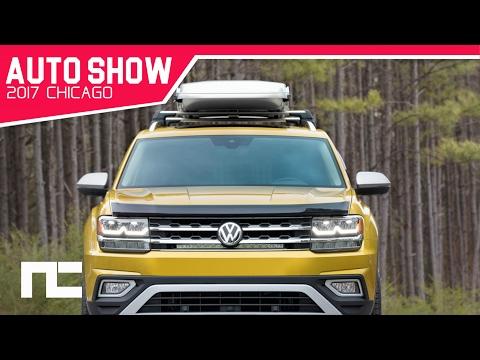 VW Atlas Weekend Edition Concept
