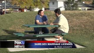 Civil union to marriage just in time for Colorado Springs couple