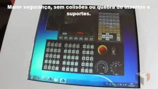 Maquina Virtual CNC