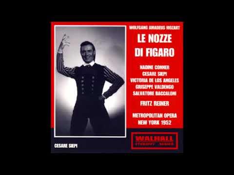 MOZART: Le nozze di Figaro KV 492 / Reiner · Metropolitan Opera Chorus and Orchestra