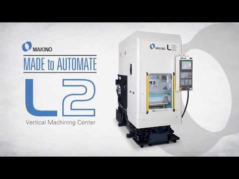 L2 VMC: Made to Automate High-Volume, Small-Part Manufacturing