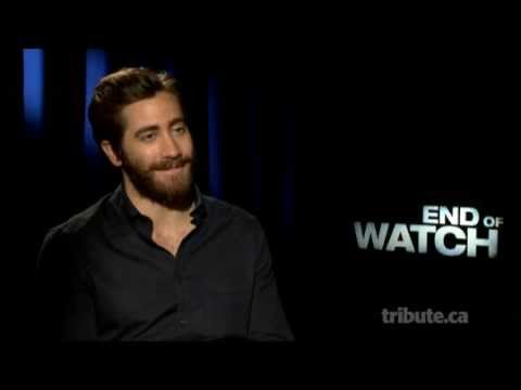 Jake Gyllenhaal - End of Watch Interview with Tribute at TIFF 2012
