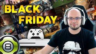 Les bons plans des soldes du Black Friday 2018 sur Xbox One 🎮 (jusqu'à -85%)