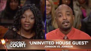 Vintage Divorce Court- Johnson Vs. Johnson: Unwanted House Guest