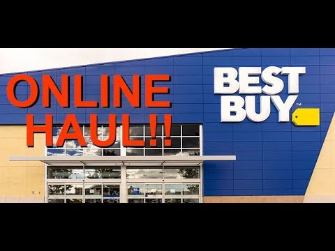 BestBuy.Ca Online Haul!
