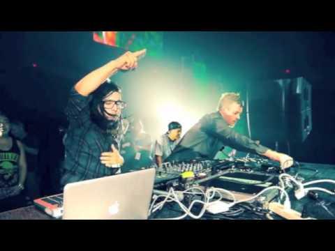 Linkin Park -- Blackout (Skrillex Remix) [HD Leak 2011].mp4