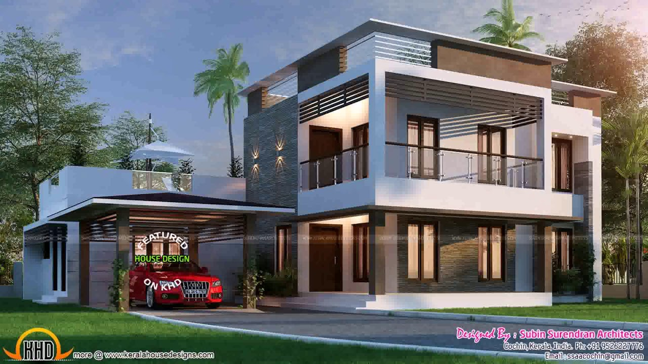 Kerala House Plans And Elevations Free Pdf