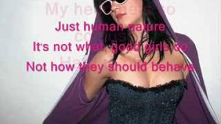 Katy Perry- I kisses A girl Video