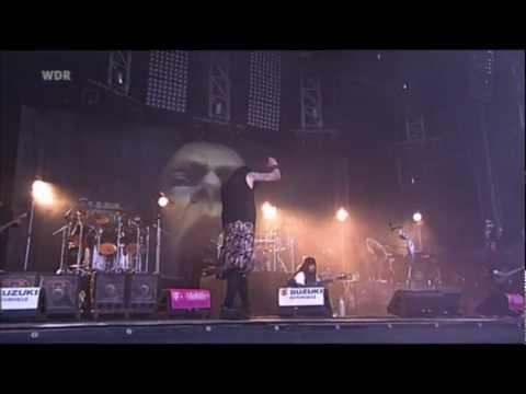 Korn ft. Joey Jordison - Blind [HQ] (Live at Rock am Ring 2007)