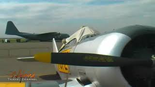 Saaf Museum Harvards / T-6 Texan South African Air Force Swartkops - Africa Travel Channel
