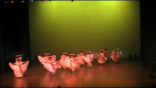 ballet folklorico nicarahuatl aquella indita 2014