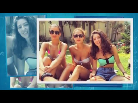Rich Kids of Girls Tehran Iran Parties Pools and Money