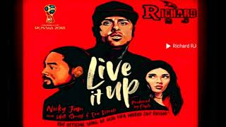 Official Song 2018 FIFA World Cup Russia - Live It Up -Nicky Jam Ft Will Smith & Era Istrefi