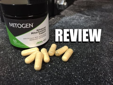 Mitogen Review | Axon Labs @EpicBeasts