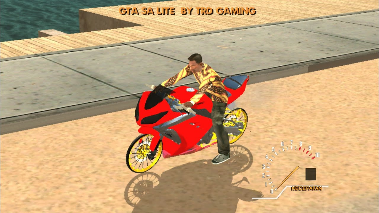 Review & Share Mod Motor Ninja 250 Fi Gta Sa Android