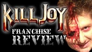 Killjoy Movie Franchise Review by Horror Kory Helmick Video