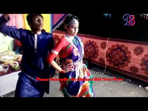 bangladesher-meye-re-tui dance- aami-sudhu-cheyechi-tomay member-of-kheter-polapain