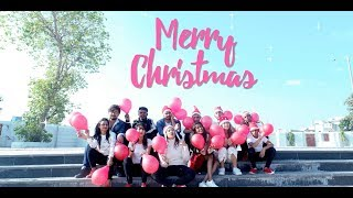 Jingle Bells 2018 | Best Christmas Dance | Easy Choreography Moves |  Christmas  Fun 2018