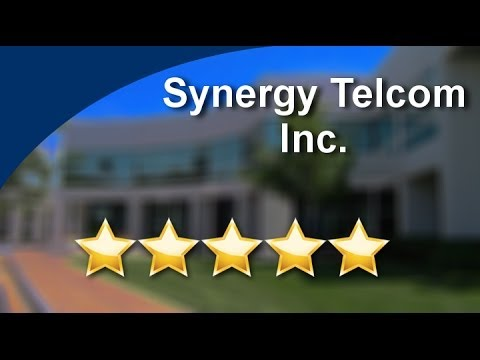 Synergy Telcom Inc. Indianapolis Remarkable Five Star Review by WallStreet J.