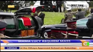Mama Lucy Requiem Mass Report