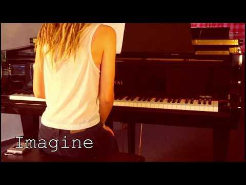 Imagine - John Lennon - Piano Cover [HD]