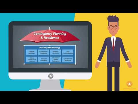 Disaster Recovery Plan & Business Continuity Plan