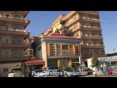 Mazar-e-Sharif beautiful city (2016 HD)