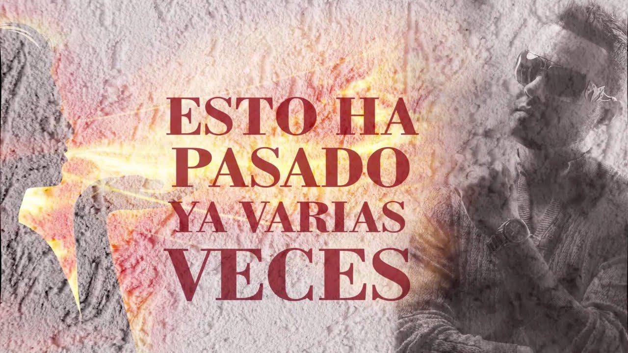 Tony DIze - De nada sirve [Lyric Video]