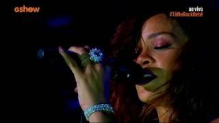 Rihanna  - Unfaithful Live At Rock In Rio 2015