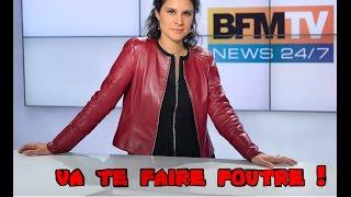 Apolline de Malherbe de BFMTV insulte en direct