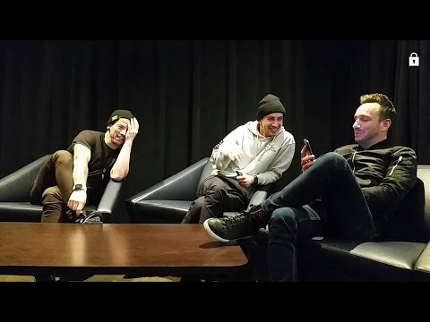Twenty One Pilots Interview In New Orleans - 107.1 The Monkey