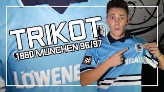 1860 München Home-Trikot 1996/97 | Trikot-Review | Folge 10