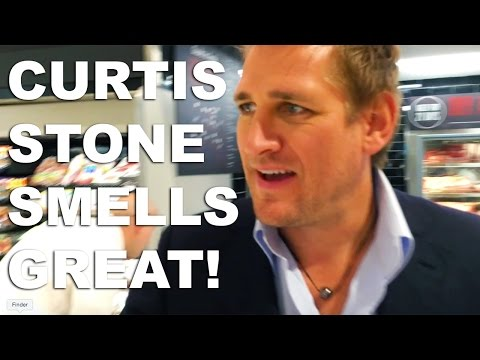 Curtis Stone Smells Great!