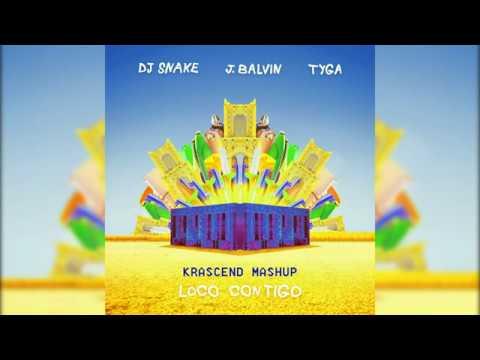 DJ Snake - Loco Contigo (Krascend Mashup)