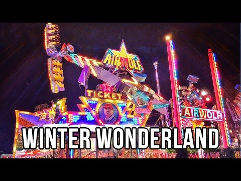 Hyde Park Winter Wonderland 2015