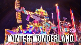 Hyde Park Winter Wonderland 2015