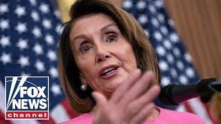Nancy Pelosi thanks Al Sharpton for 'saving America'