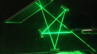 Laser Maze DIY
