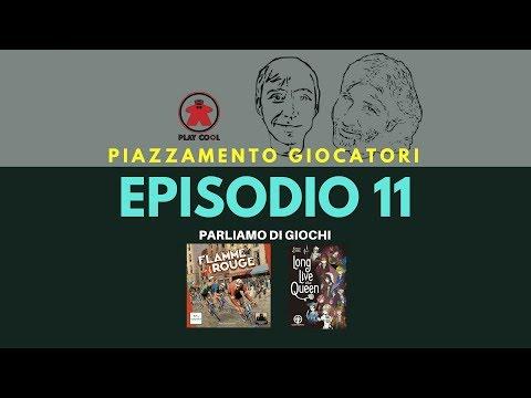 Playcool - Piazzamento Giocatori - Episodio 11