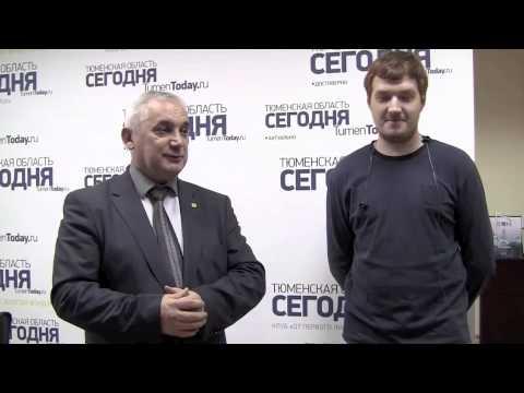 """Михаил Мельников представитель ОАО """"Сибнефтепровод"""""""