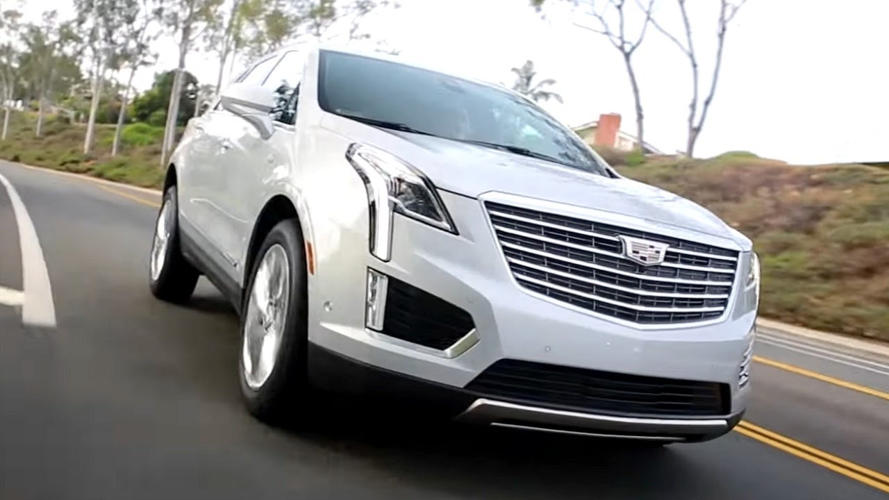 2017 Cadillac Xt5 Review And Road Test Youtube