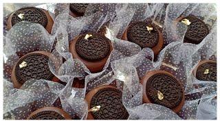 جديد حلويات العيد 2020/صابلي اوريوا بريستيج محشي بكريمة مميزة من اروع والذ الحلويات