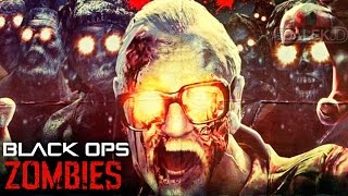 PLAYING AS GEORGE ROMERO! - INSANE Black Ops Zombies