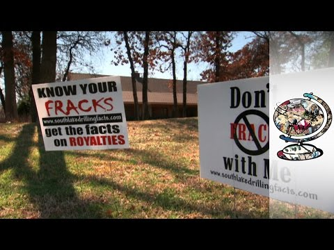 Is Fracking Worth The Risk? (2012)